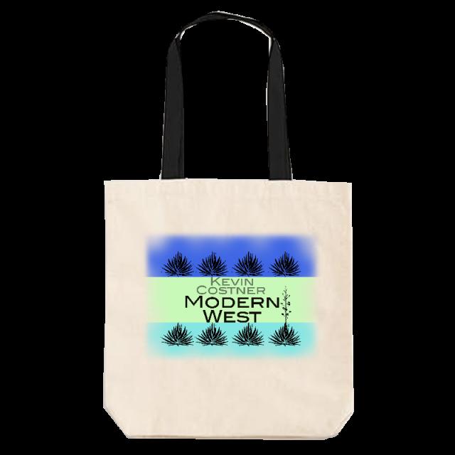 Kevin Costner & Modern West Tote Bag