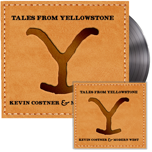 Tales From Yellowstone Vinyl and CD Bundle